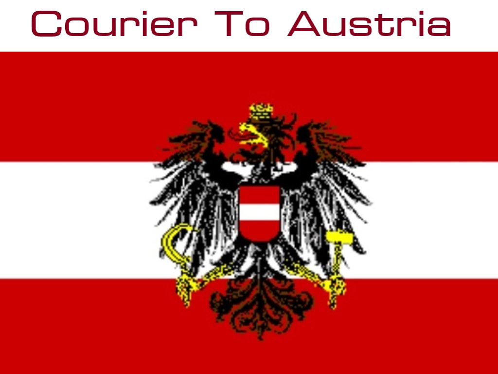 Courier Charges To Austria