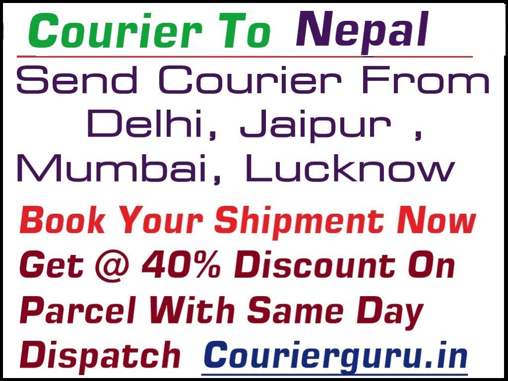 Courier Charges To Nepal From Delhi