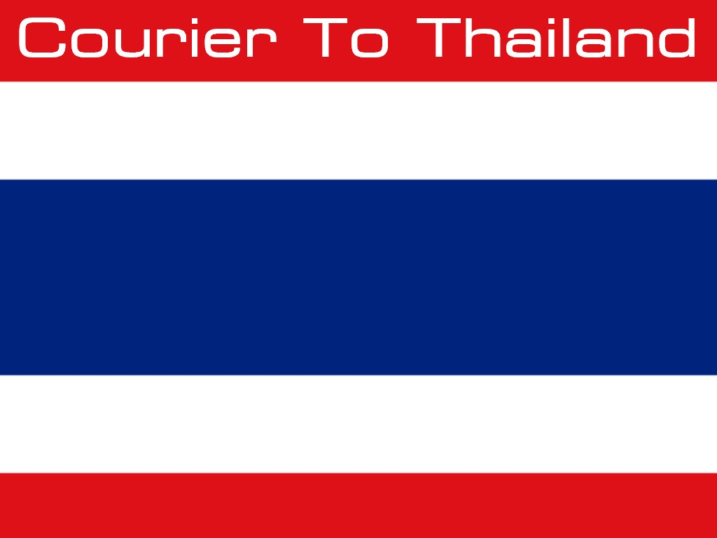 Courier Charges To Thailand