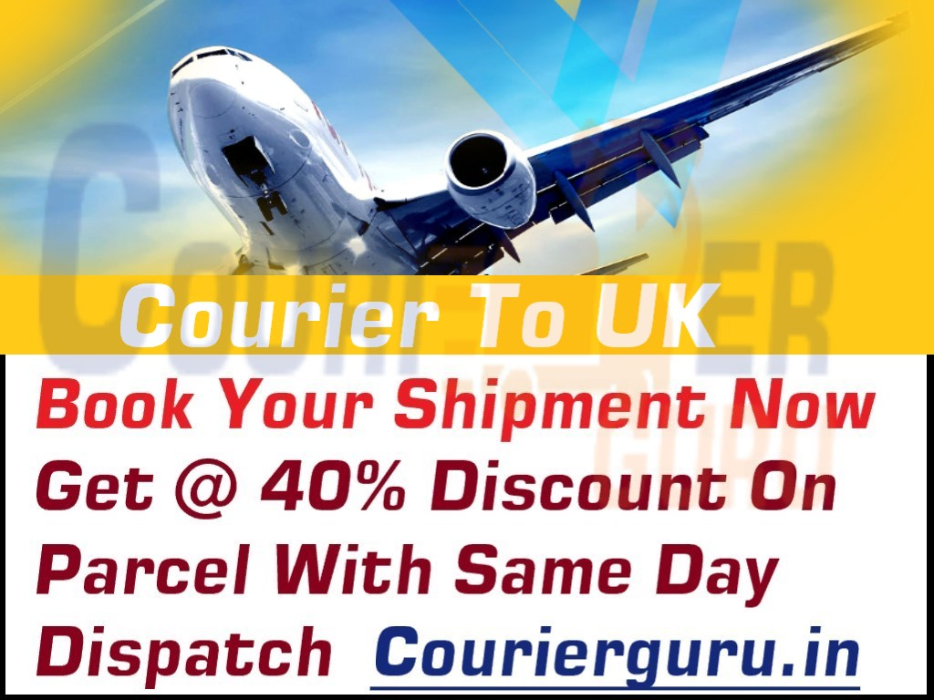 Courier Charges To Glasgow From Delhi