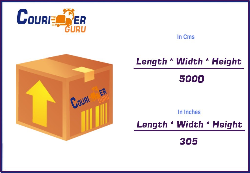 How to Calculate Weight for Courier to Senegal